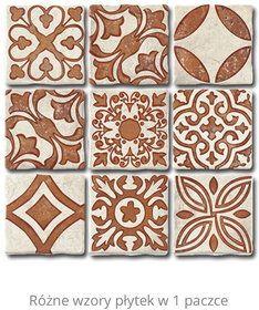 Mainzu Ceramica Duomo Monza Terra 20x20