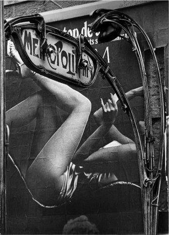 Madame Guimardavril 1971 |¤ Robert Doisneau | 19 décembre 2015 | Atelier Robert Doisneau | Site officiel