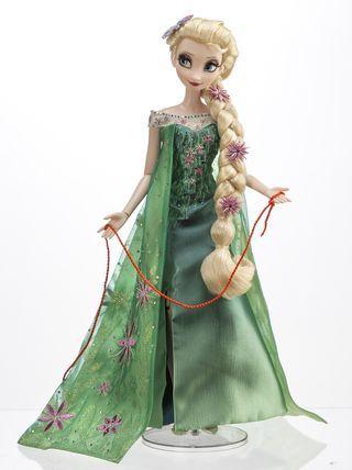 Frozen Fever LE Elsa Doll. 6003040901307
