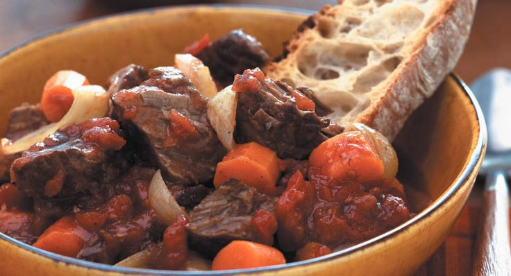 Hands down my favorite slow cooker stew. (With a little variation.)