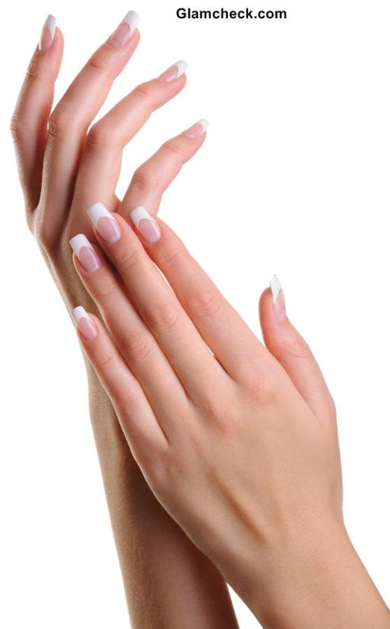 how to grow long nails in a week