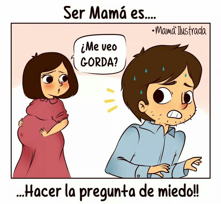 Las viñetas más divertidas sobre maternidad, ¡Mamá ilustrada!
