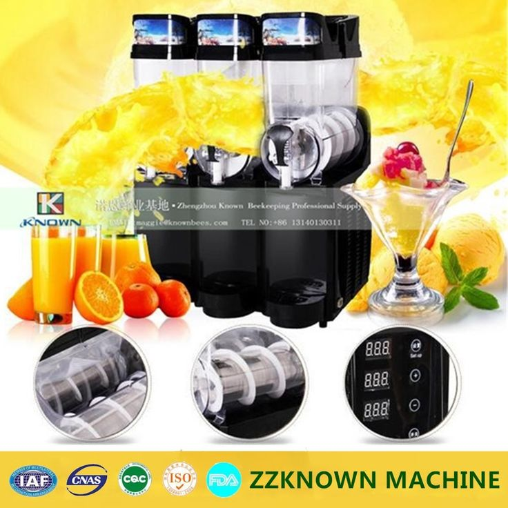 1288.00$  Watch here - http://aliuq5.shopchina.info/go.php?t=32717831858 - 3 tanks electric CE approved commercial ice slush machine for sale/slush machine/slush maker  #magazineonlinewebsite