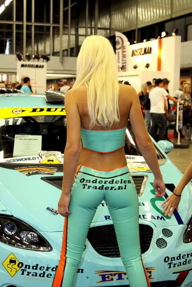 Girls at Muscle Car Show | girls pants 920 7 Car models should all wear tight pants (22 HQ Photos ...