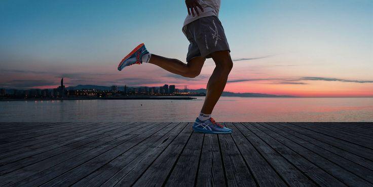 ASİCS koşu ayakkabıları Yalı Spor'da!