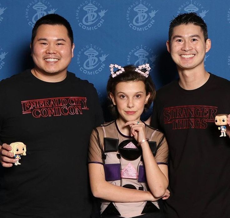 Millie at Seattle comic con! (8)