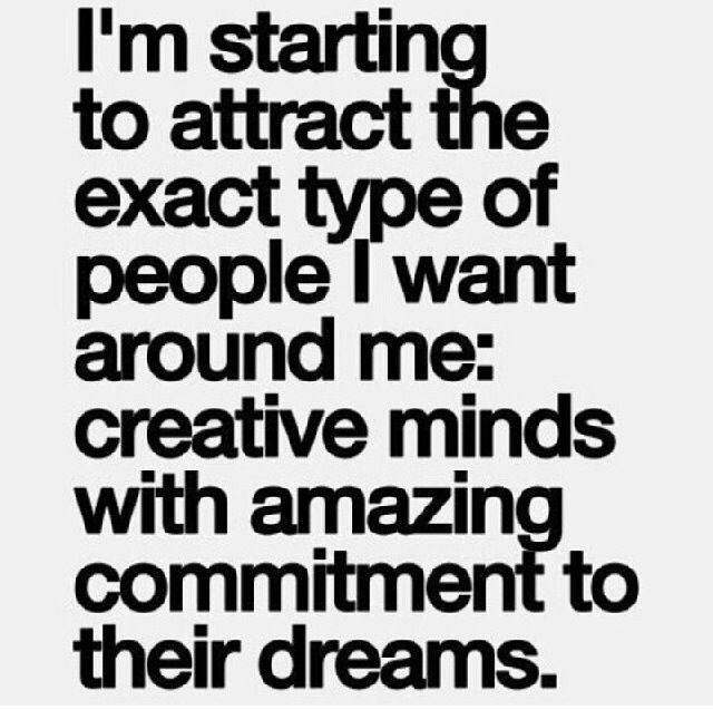 Law of attraction, like attracts like and it's really happening :) :) woop woop