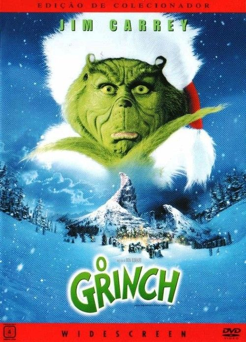 How the Grinch Stole Christmas (2000) Full Movie Streaming HD