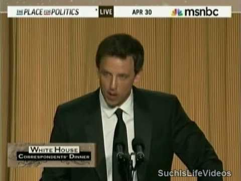 Seth Meyers Slams Donald Trump At White House Correspondents' Dinner! And Trump definitely can't take a joke...