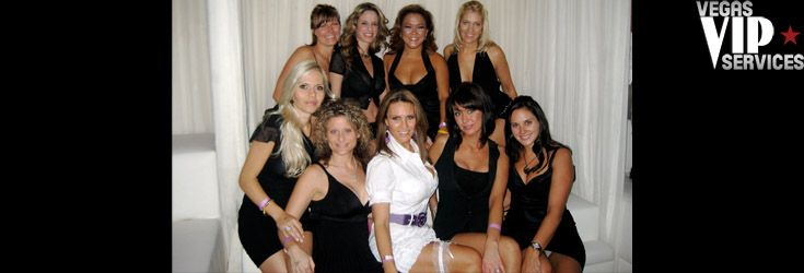 Las Vegas Bachelorette Party | Vegas VIP Services