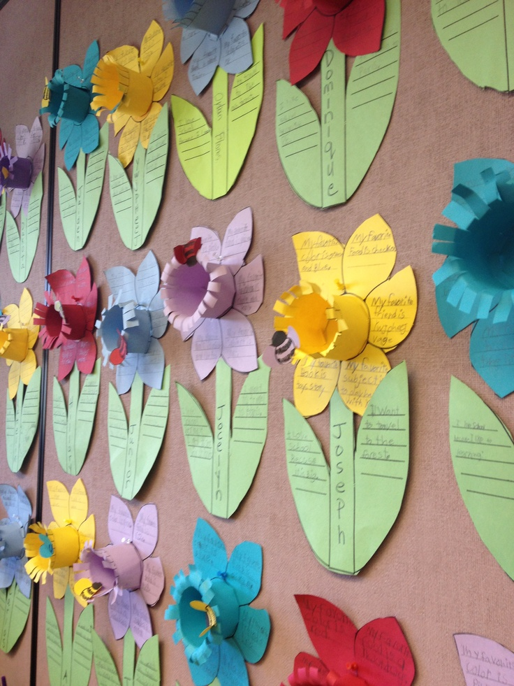 flower wall, loved these when I was a kid!