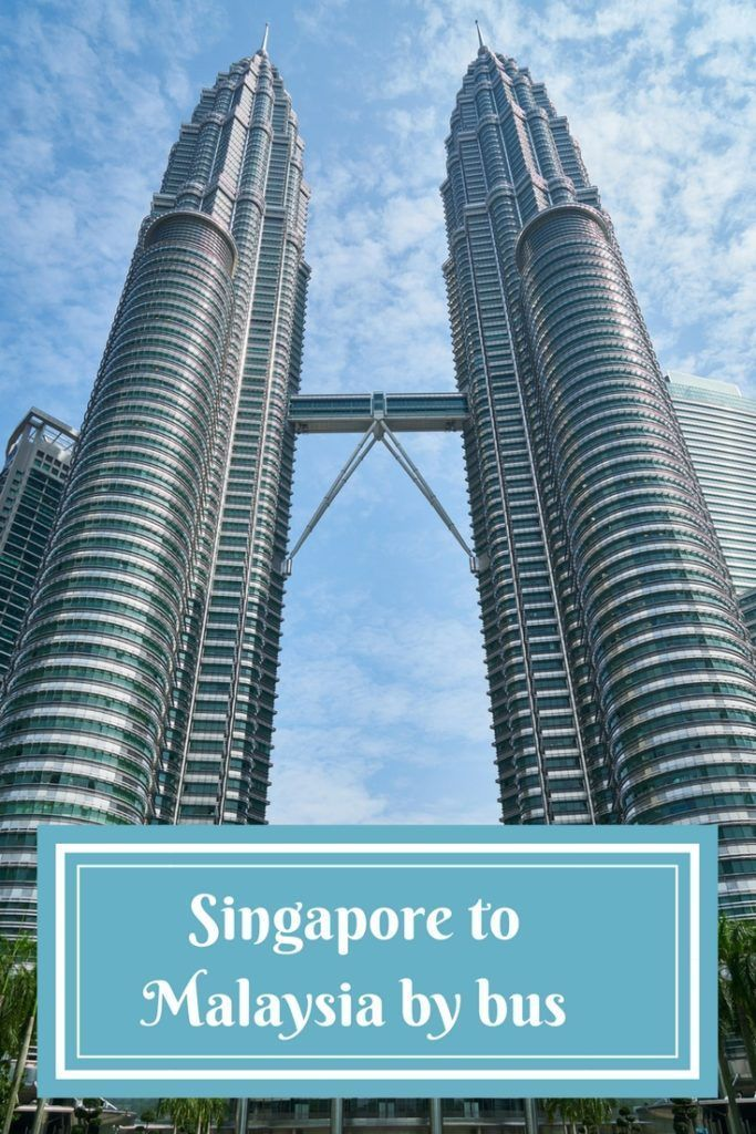 Planning to travel to Kuala Lumpur in Malaysia? Here's how to take the scenic route like we did by bus from Singapore. Plus, find out the top skyline sights to see and things to do when you get there, as well as the Instagram-famous but budget friendly hotel we stayed at, in my roundup here. Your trip to Kuala Lumpur has never been easier or more exciting! #AustraliaTravelRoute