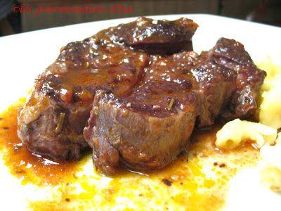 Les 127 meilleures images propos de cuisine viande sur - Cuisiner un jarret de boeuf ...