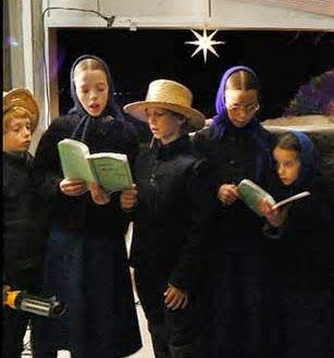 AMISH DISCOVERIES  amish christmas traditions