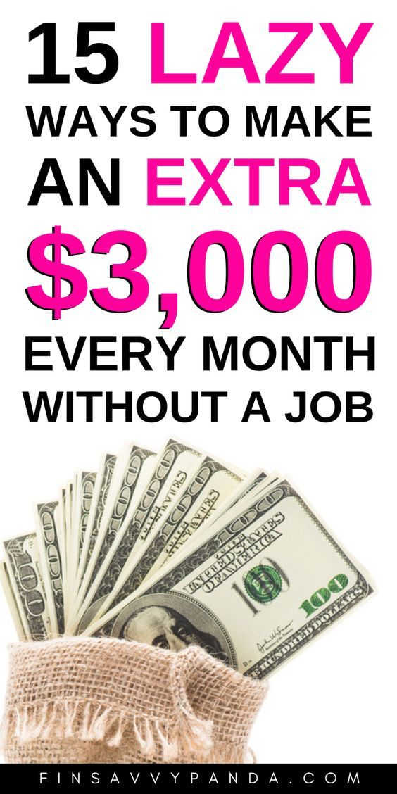 Do you need side hustles that make money fast? Here's how to make money online so you can add an extra $3,000 to your bank account! Some of these are work from home jobs that require NO experience. I personally use these creative ideas to increase my income. #2 is my top recommendation because you can turn this into a home business. #1 is quick and easy. They are websites that pay you without having a real job. Earn money now! #makemoneyonline #workfromhome #sidehustle