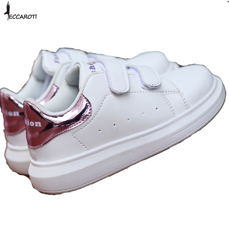 2017 spring and summer female boy and girl shoes children genuine leather sport running shoes male kids sneakers