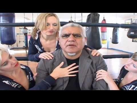 Richard Bell, Uz vs THEM - YouTube
