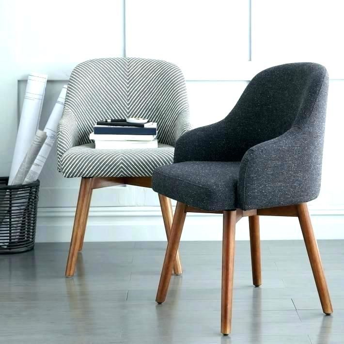 Swivel Chair No Castors Pad Foam Upholstered Office Furniture Freecmsclub Desk 8 Chic Chairs That Will Sweep You Off Your Wheels