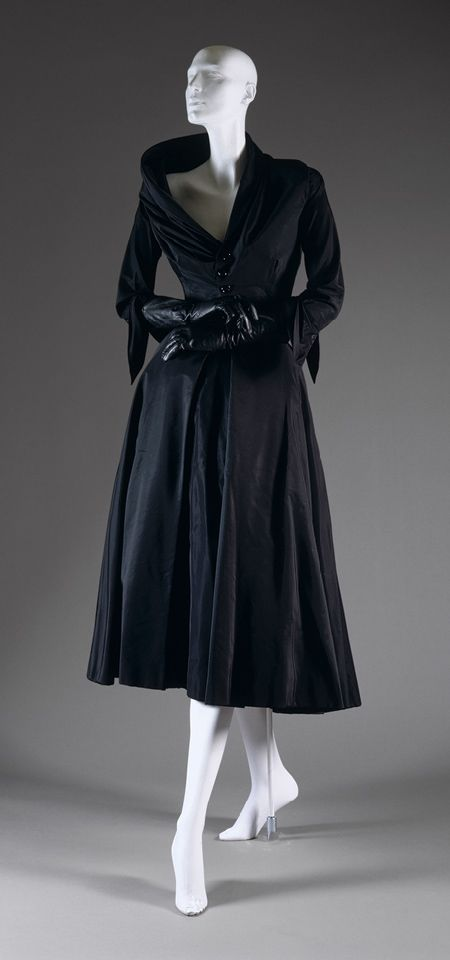 """Abandon"" afternoon dress, fall/winter 1948–49