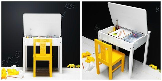 Pupitre infantil IKEA