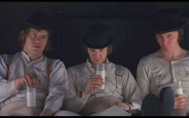 an analysis of the theme of recidivism in a clockwork orange by stanley kubrick A summary of themes in 's a clockwork orange  with his many evil deeds, isn't  a traditional hero, and this is characteristic of and unique to kubrick's films.