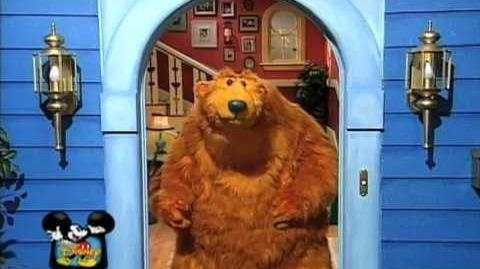bear in the big blue house the best of times big blue house rh pinterest com bear in the big blue house a wagon of different color bear in the big blue house a wagon