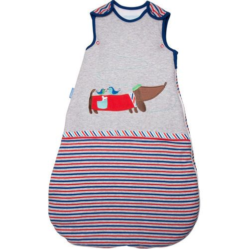 Grobag Le Chien Chic Sleeping Bag 1 Tog (0-6 months)