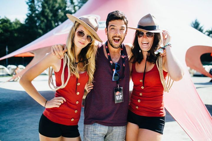 Hey look! It's our Virgin Mobile Angels. #vmsquamish