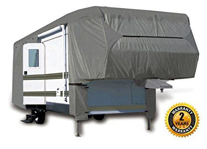 5th Wheel RV Motorhome Cover Covers 26' - 29' 2Y Warranty. http://www.rvandcamper.net/covers.html