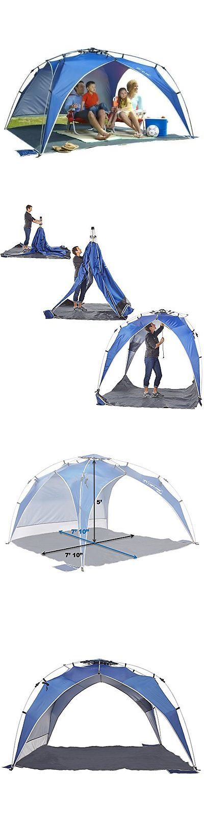 Canopies and Shelters 179011: Lightspeed Outdoors Quick Canopy Instant Pop Up Shade Tent New BUY IT NOW ONLY: $107.63