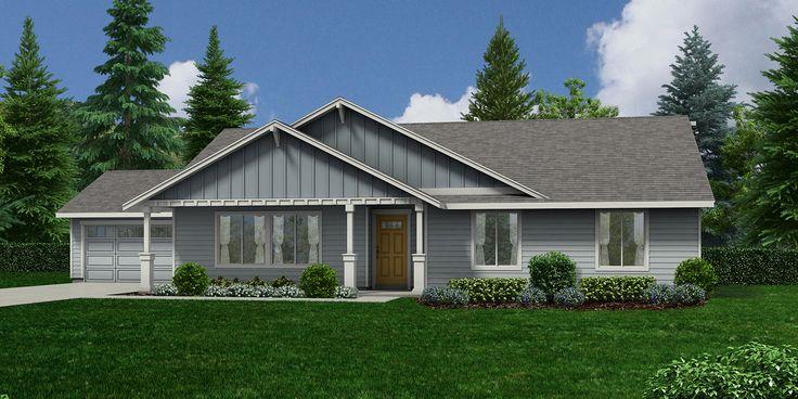 The Odell   Custom Floor Plan   Adair Homes
