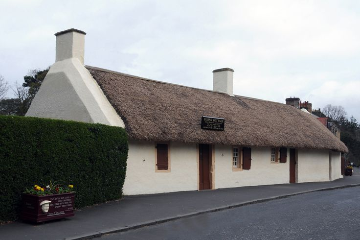 Robert Burns Cottage - Alloway