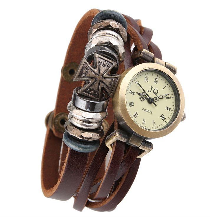 $4.49 (Buy here: https://alitems.com/g/1e8d114494ebda23ff8b16525dc3e8/?i=5&ulp=https%3A%2F%2Fwww.aliexpress.com%2Fitem%2FNew-Women-Genuine-Leather-Watch-Triple-Bracelet-Watch-Cross-Charm-Wristwatch-Fashion-Reloj-Para-Dama-Watch%2F32733851026.html ) New Women Genuine Leather Watch Triple Bracelet Watch Cross Charm Wristwatch Fashion Reloj Para Dama Watch for just $4.49