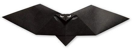 Origami Bat2