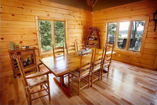 WHITE PINES - Luxury cottage rental on Lake Joseph, MUSKOKA