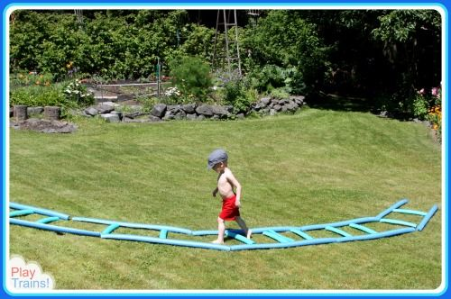 99 best Garden - pool noodles & lawn games images on ...