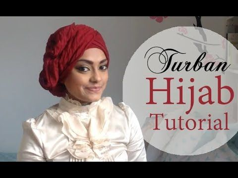 Turban Hijab Tutorial | OOTD - BubblegumHijab