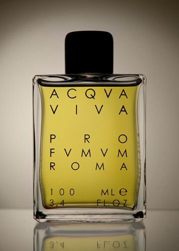 198€ Acqua Viva , 100ml - Profumum Roma