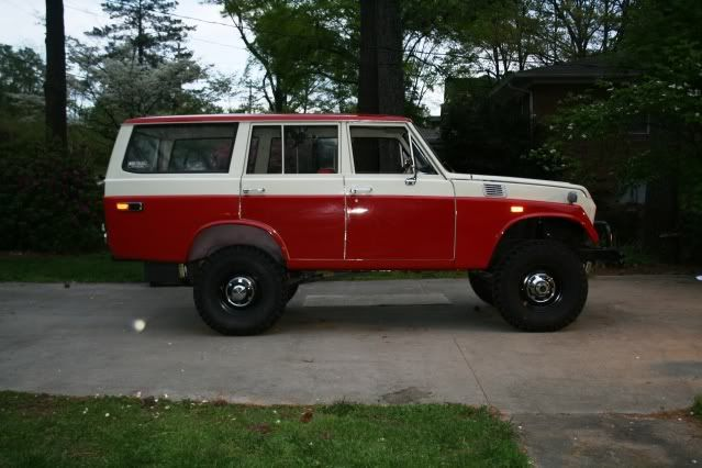 What my fj55 will look like!!!