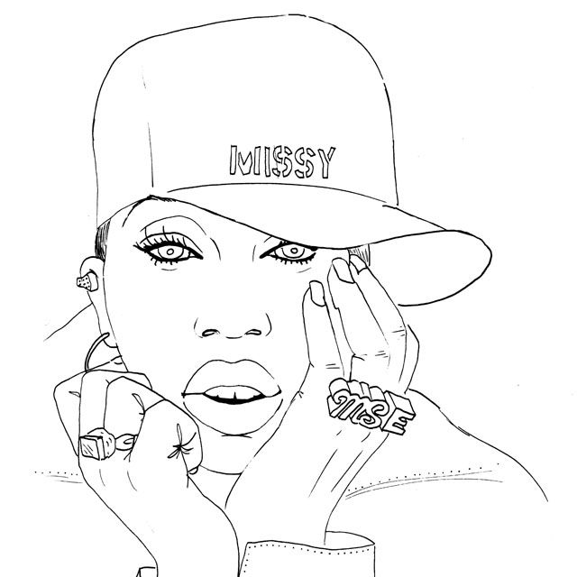 38 best Rap coloring images on