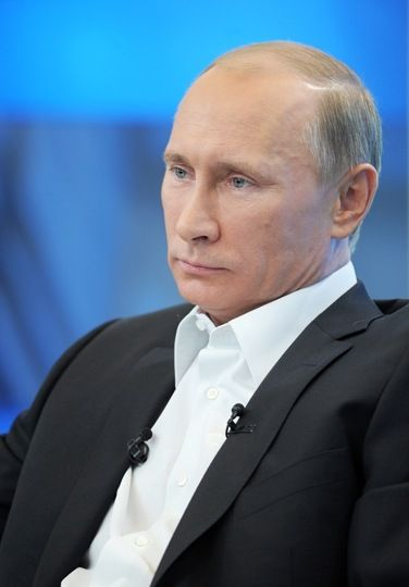 Headline: Putin resort to insults when asked if he has damaging information on Trump that could be used to blackmail him http://www.businessinsider.com/putin-megyn-kelly-nonsense-blackmail-trump-2016-election 06/07/2017