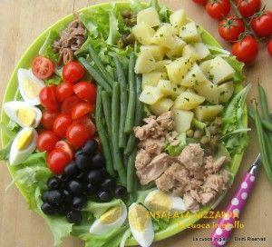Insalata nizzarda | la cuoca in giallo