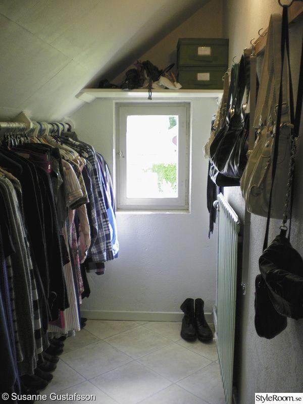 klädkammare,före & efter,väskor,klädstång,klädkammaren färdig