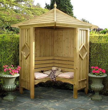 Cheap garden arbours uk, build adirondack chair plans