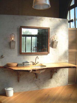 Simple rustic with modern aspects. #bathroom #bathroomdesign #bathroomremodel