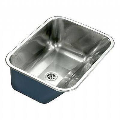 Tanque Monobloco Inox Franke | Tanque | Cozinha 40x50x25