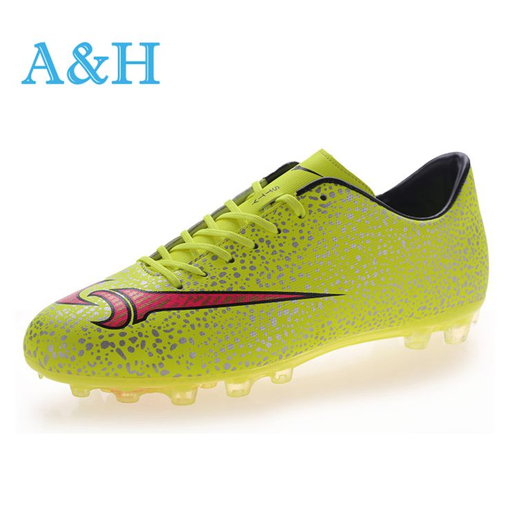 New AG men soccer Shoes Football Boots Women Children boys Athletic Training football shoes Zapatos Hombre Free shipping