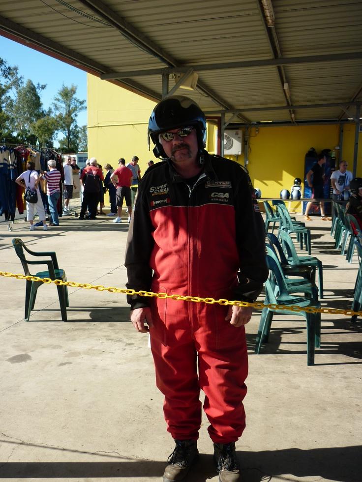 dad @ v8 supercars