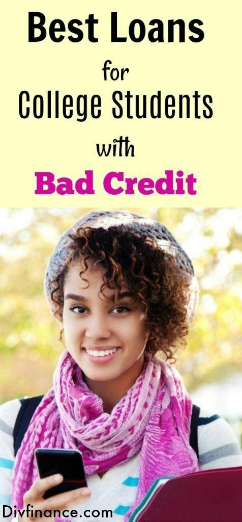 Best Loans for College Students with Bad Credit. Want to know where to find the best available student loans are? Check them out here!