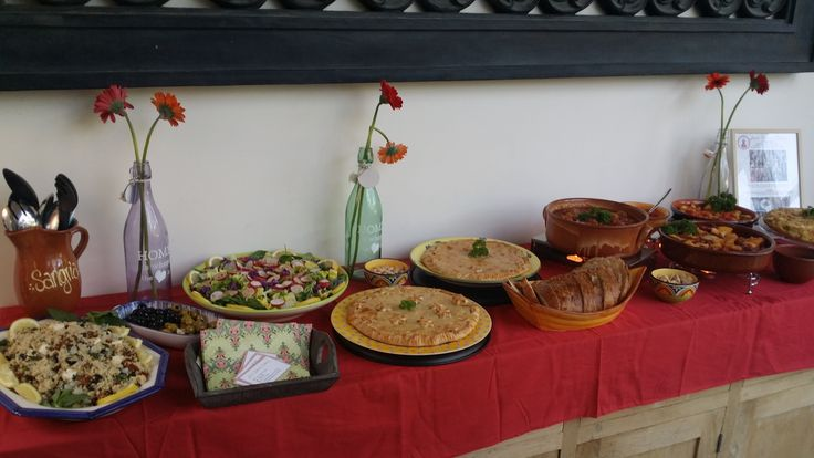 Spanish Buffet